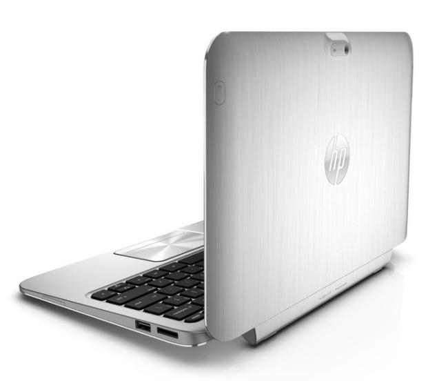 HP Envy x2 de lado abierto