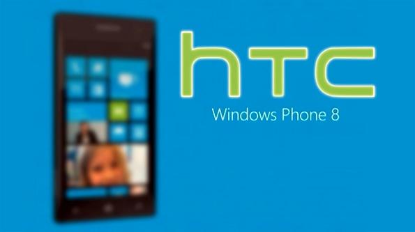 HTC y Windwos Phone 8