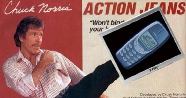 Chuck Norris Nokia