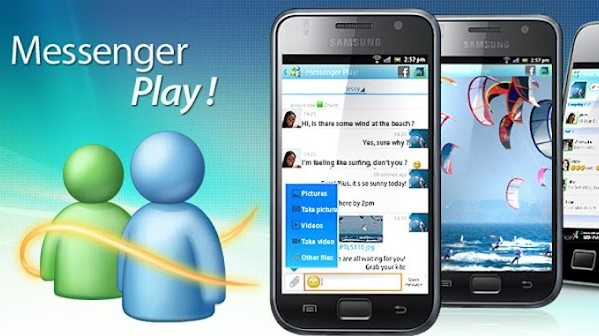 Messenger Play Android