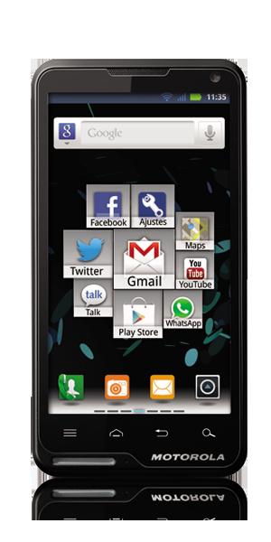 MotoSmart Plus de Motorola  (4)