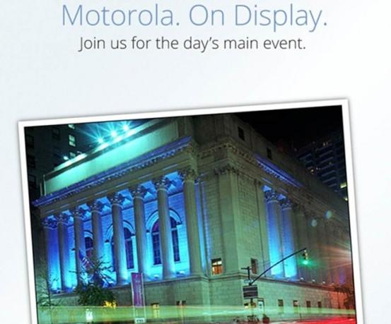 Motorola-evento