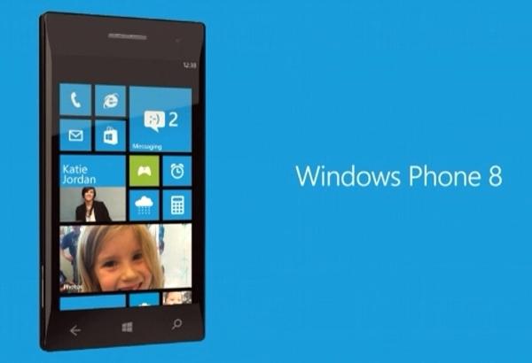 Nokia con Windows Phone 8