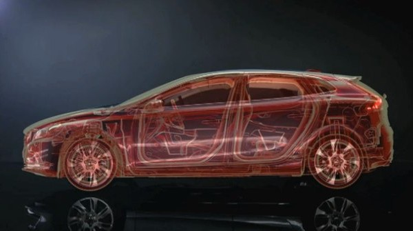 Volvo_ X-Ray App - Interactive (video) - Creativity Online