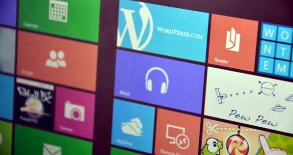 Windows Modern UI