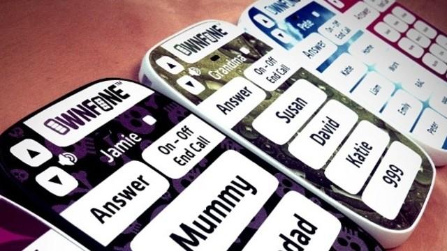 32f76aba9cd75 OwnPhone  teléfono personalizable que refleja la simplicidad