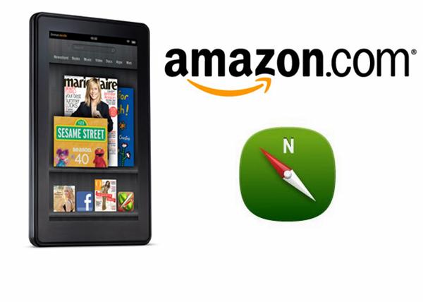 Amazon-Nokia Maps