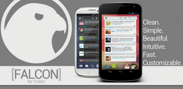Falcon for Twitter - Android