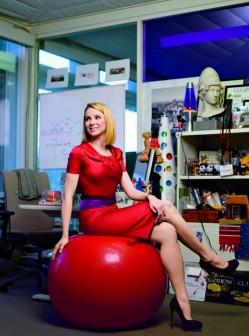 Marissa Mayer-CEO Yahoo