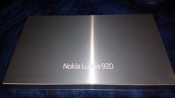 Nokia Lumia 920 Paquete