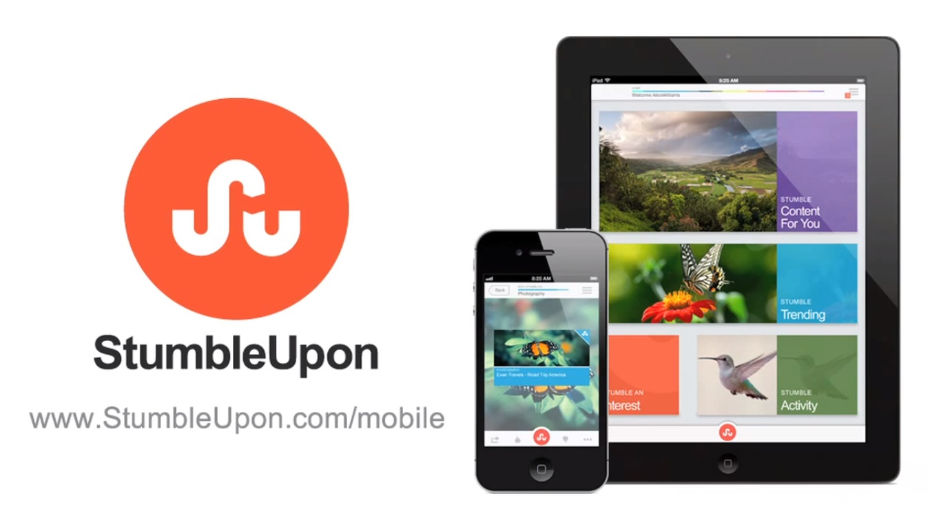 StumbleUpon iOS