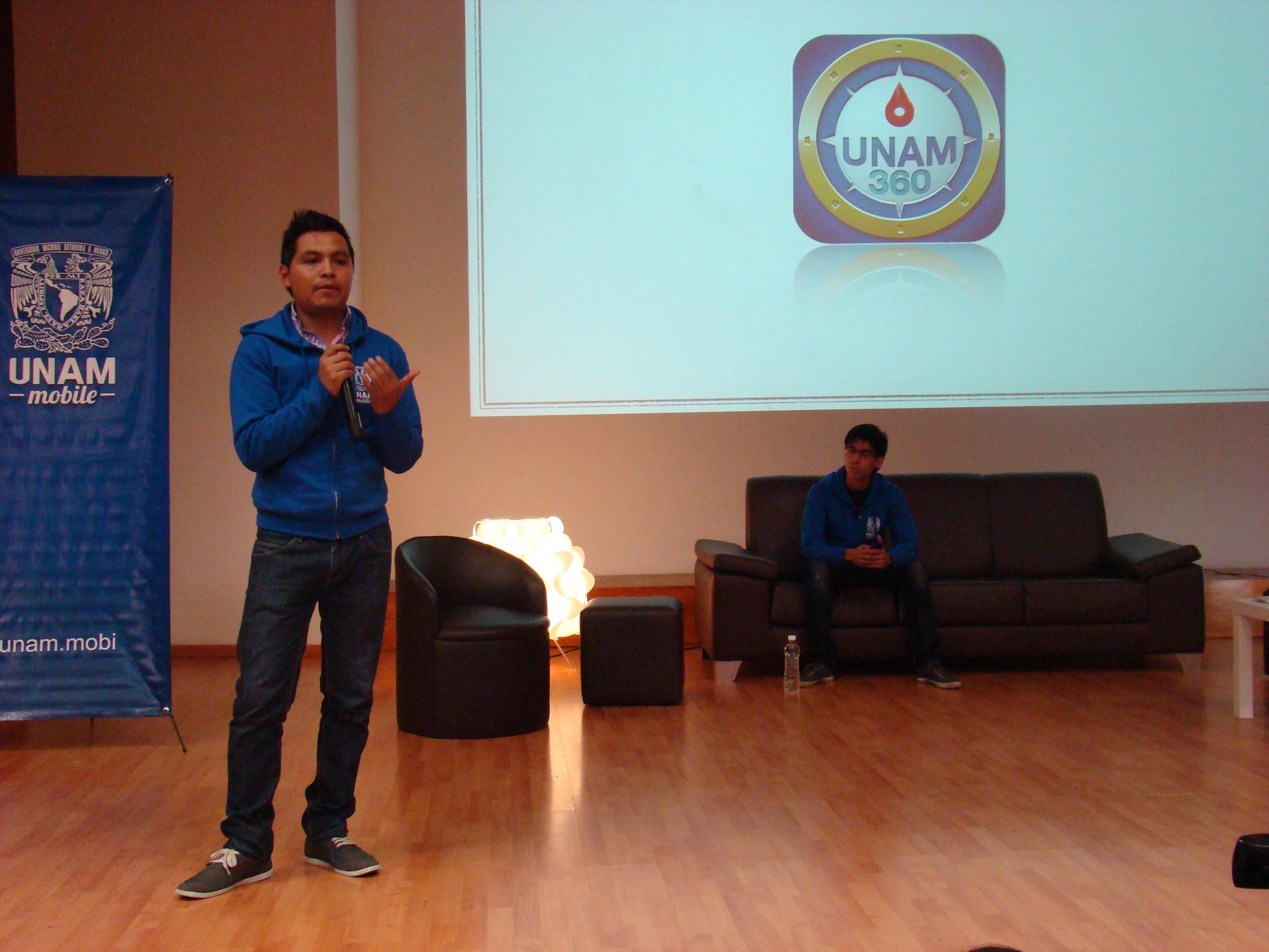 UNAM Mobile 16