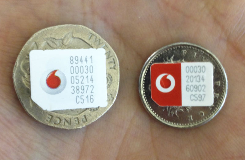 Vodafone-nanoSIM