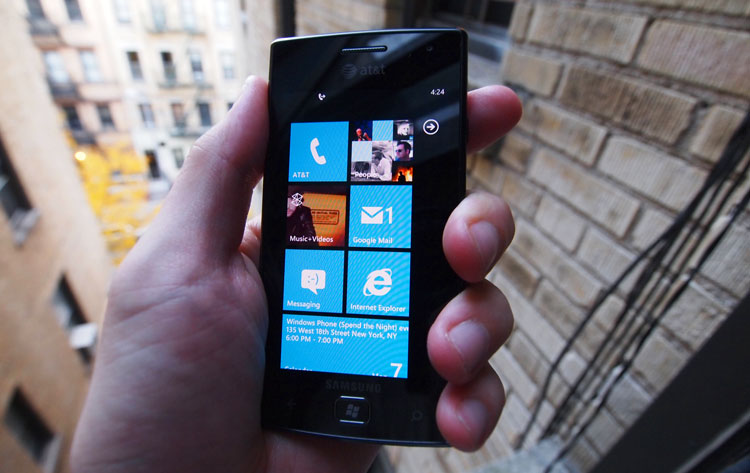 Windows Phone Tiles