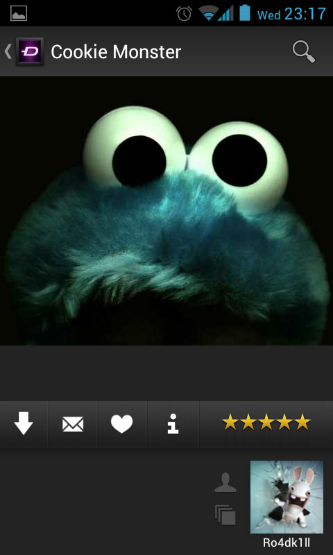 Zedge-Cookie-monster-wallpaper