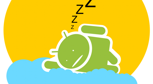 android-se-duerme