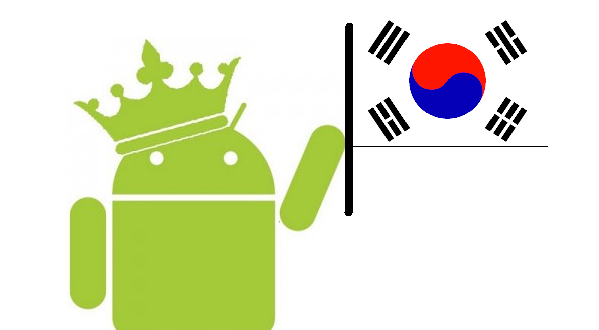 corea android korea
