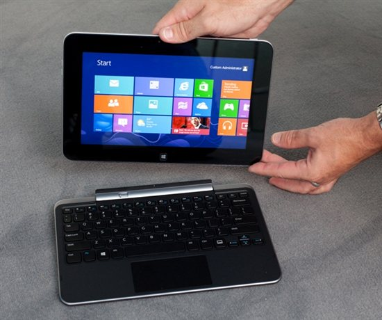 Dell XPS10, la primer wintablet RT de Dell.