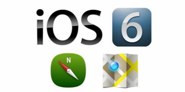 iOS6 Mapas-Nokia Mapas-Google Maps