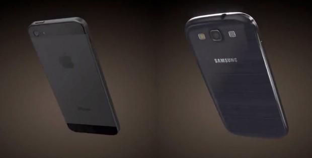 iPhone-5-vs-Galaxy-S-III-3D-render-backs