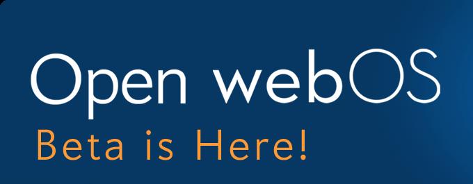 open webos beta