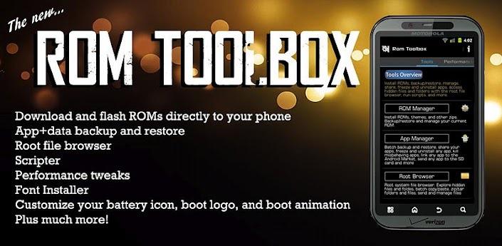romtoolbox