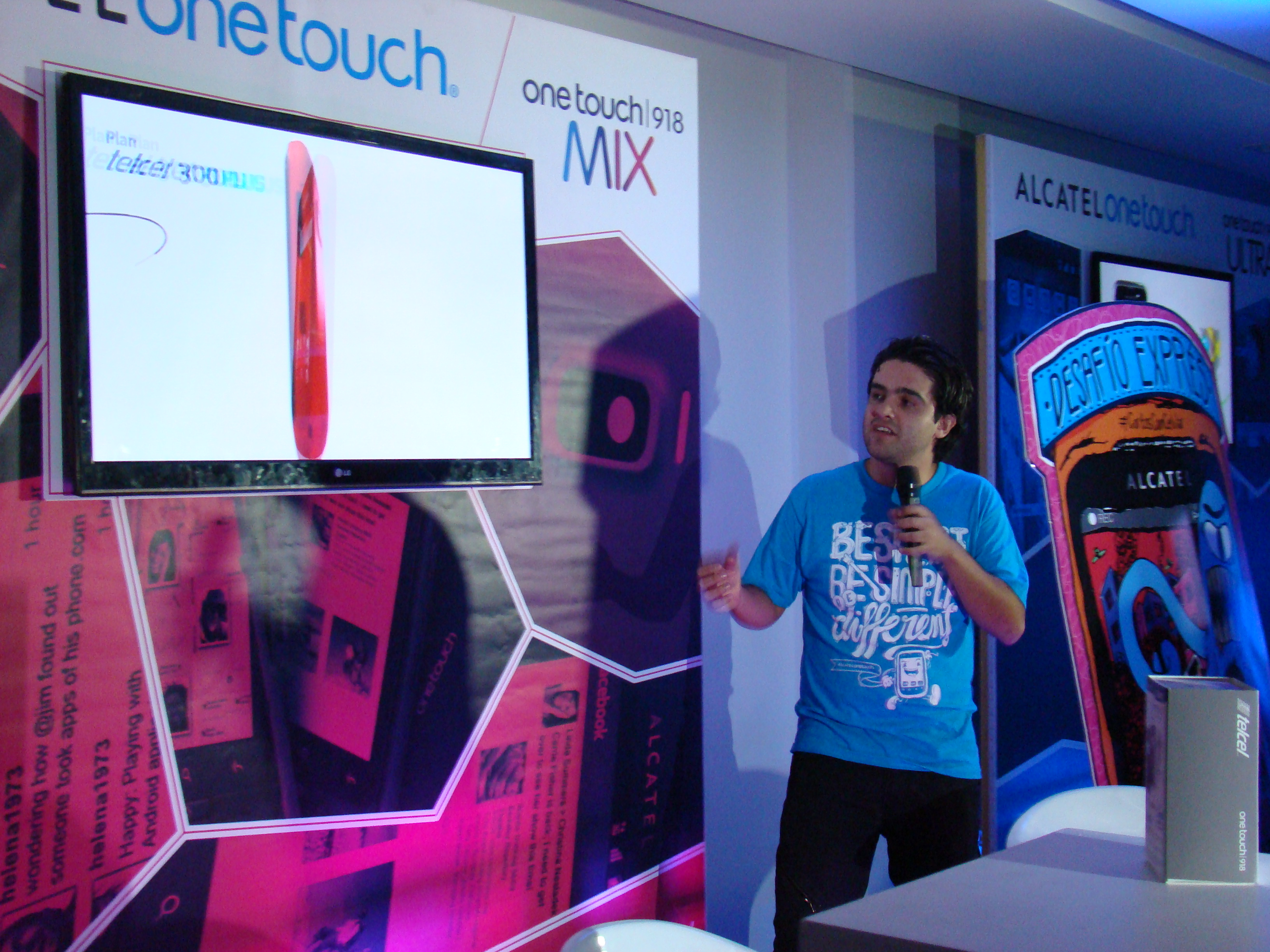 Alcatel One Touch 2