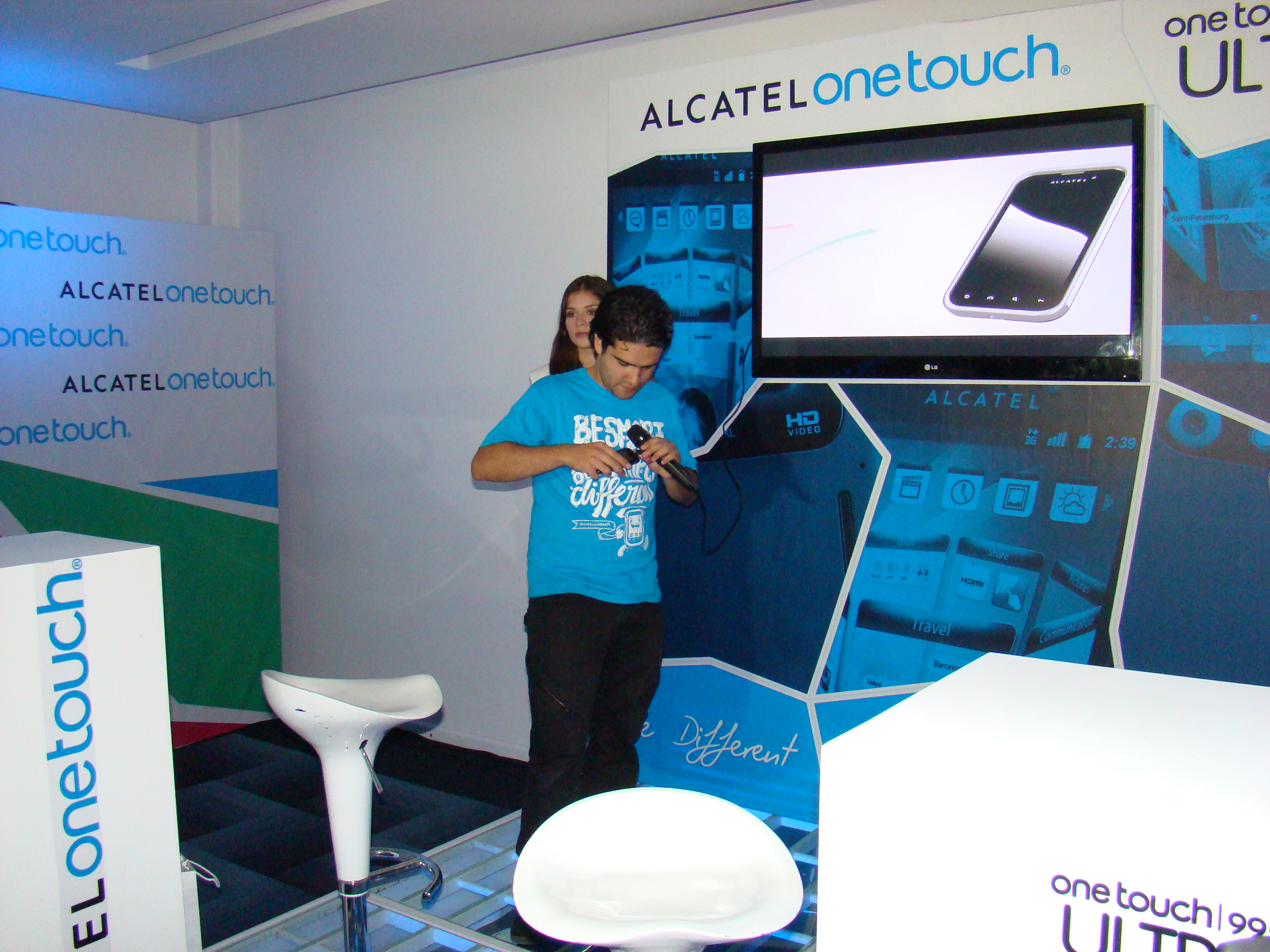 Alcatel One Touch 5