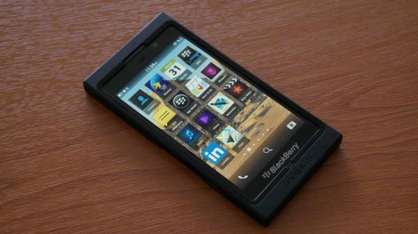 RIM BlackBerry OS 10 Dispositivo