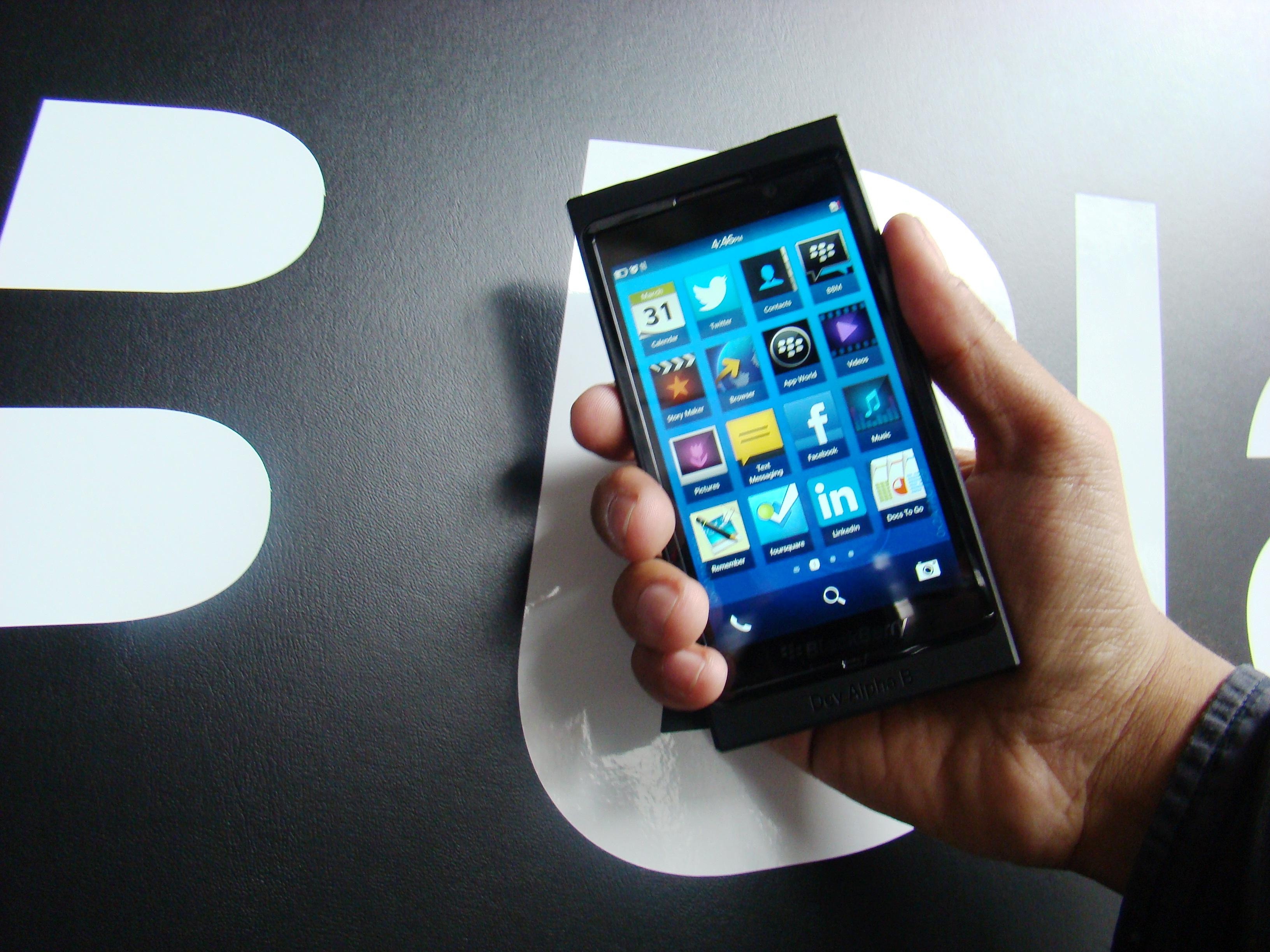 BlackBerry 10 21