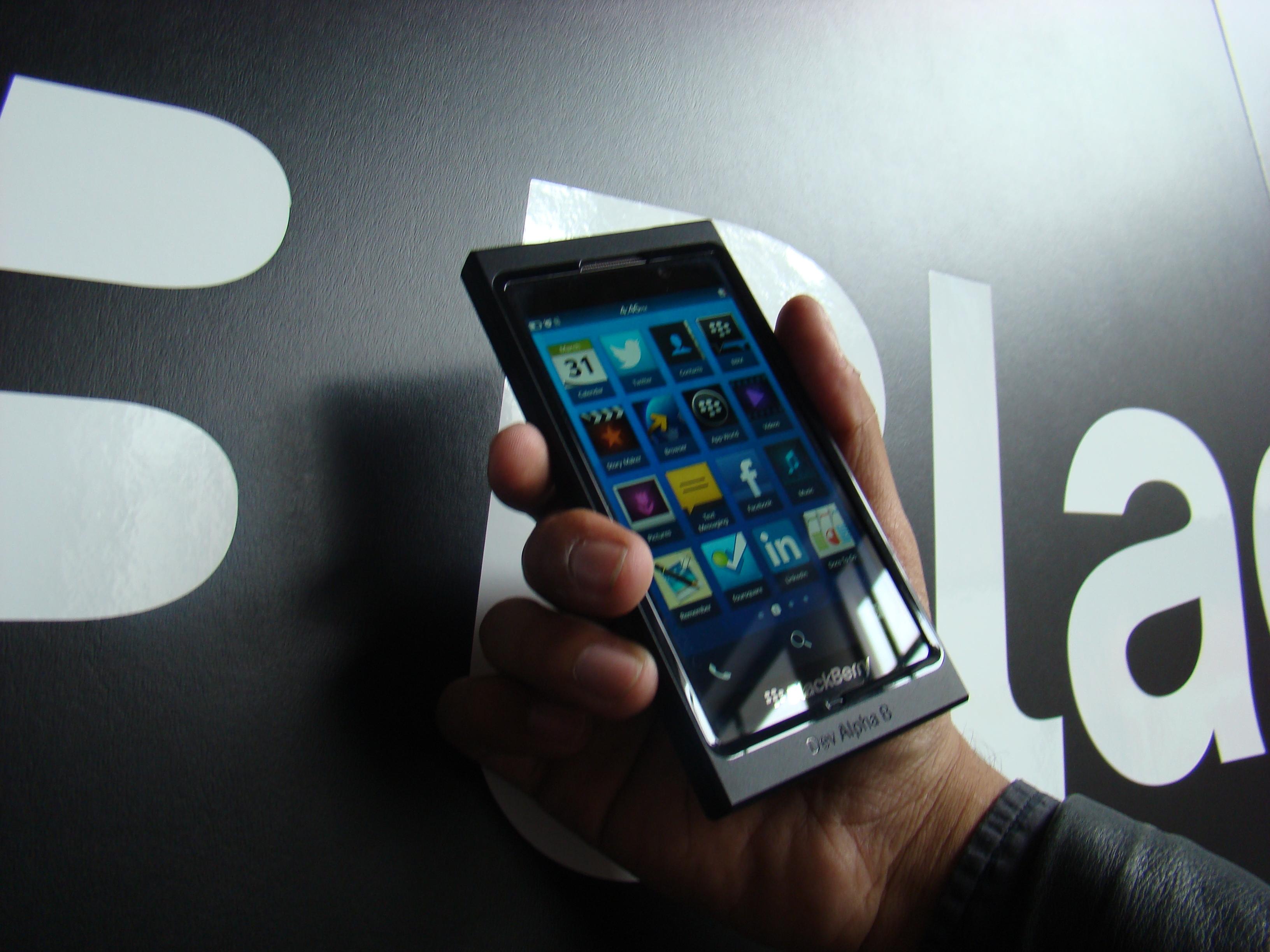 BlackBerry 10 22