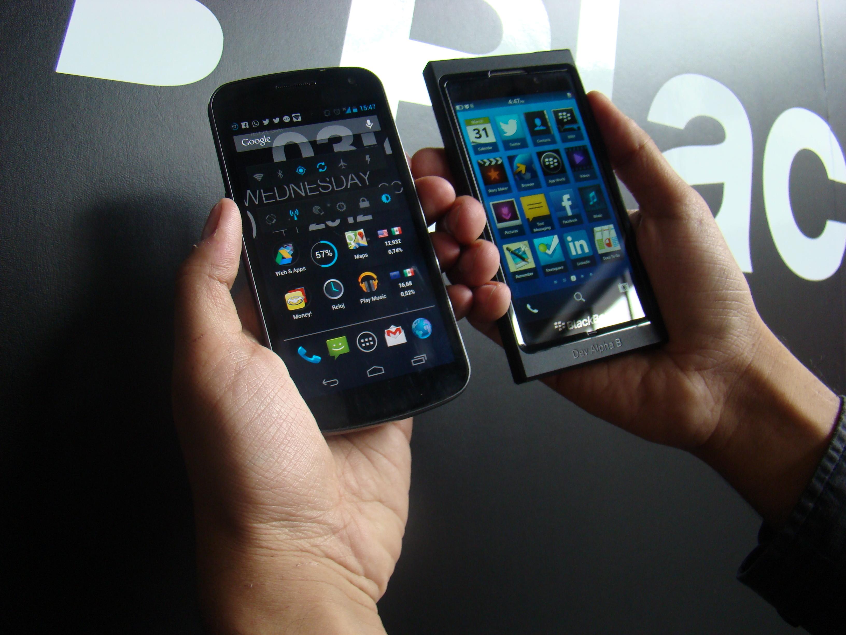 BlackBerry 10 30
