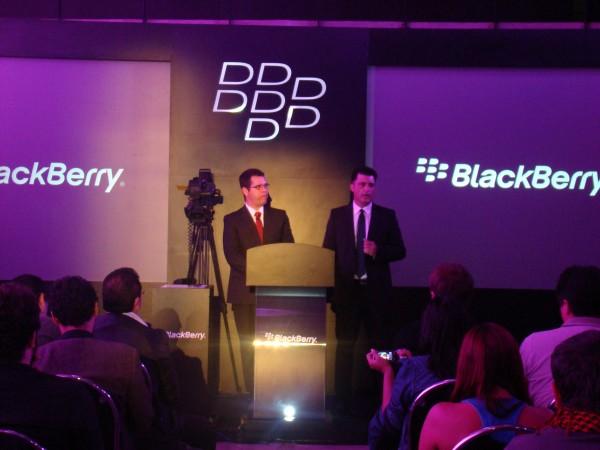 Avances del Sistema Operativo Móvil BlackBerry 10 en México