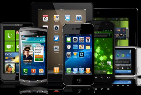 Consumo de Energía de Smartphones y Tablets