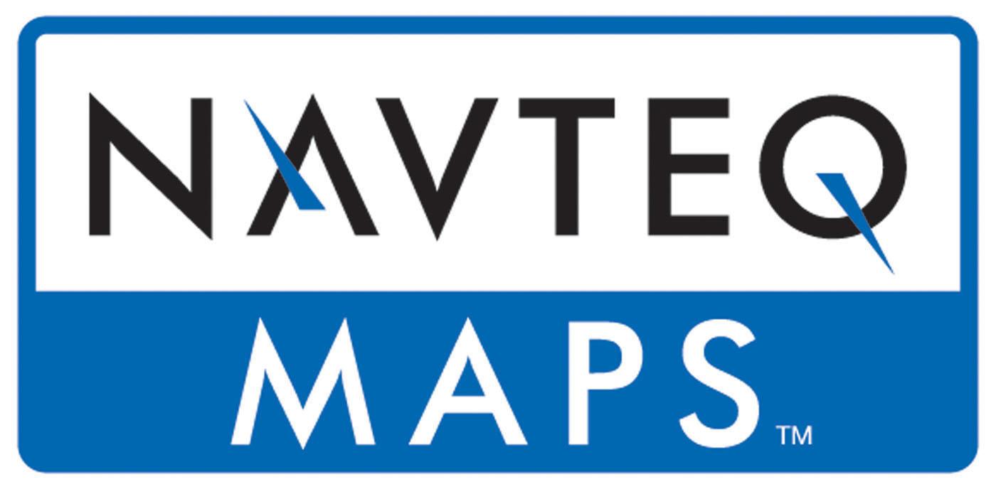 NAVTEQ MAPS LOGO