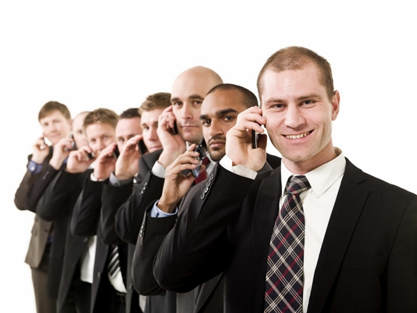 Smartphones en el trabajo