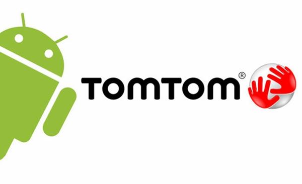 TomTom Navegación App para Android