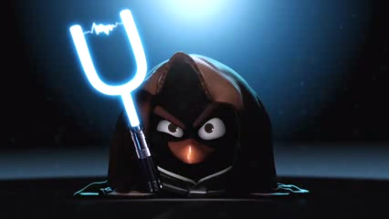 angry birds starwars