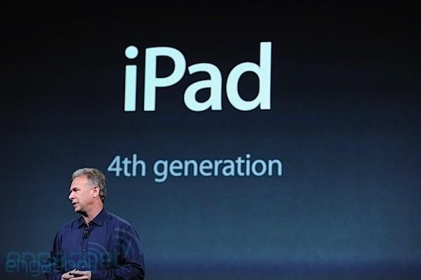 iPad Cuarta 2
