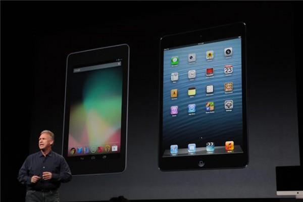 iPad Mini comparación