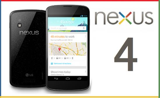 nexus 4 principal