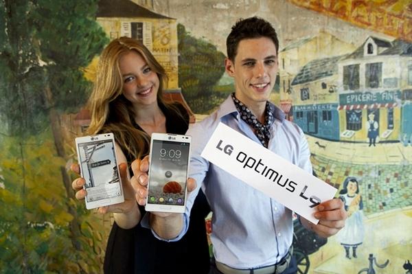 presentación-lg-optimus-l9