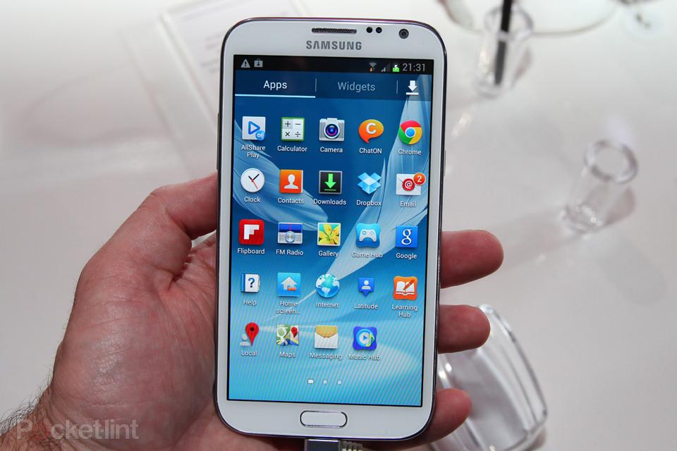Samsung muestra 3 videos con lo mejor del galaxy note 2