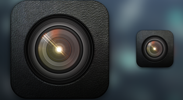 01-dark-photo-app-texture-icon-ipad