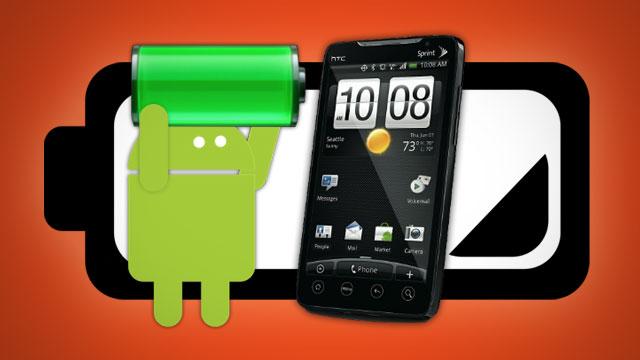 Baterías y smartphones
