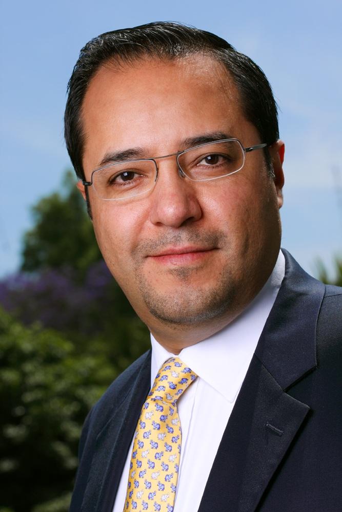 Foto Héctor Marín - Director Senior de Desarrollo de Negocios para Latinoamérica y el Caribe