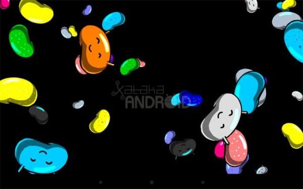 Jelly Bean 4.2 salvapantallas