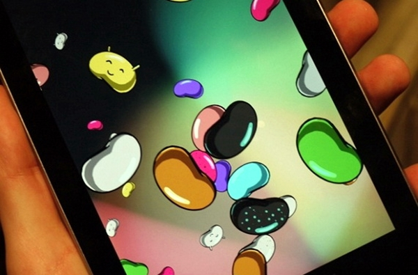 Samsung Galaxy Note-Jelly Bean