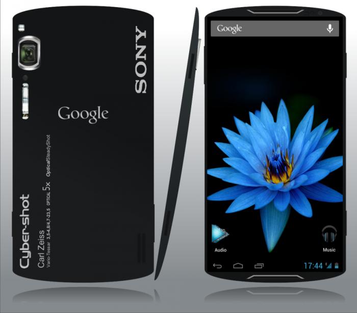 Sony Xperia Nexus (Rumor)