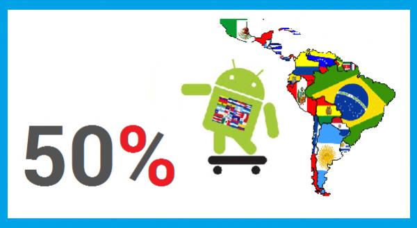 android 50 cuota de mercado smartphones principal